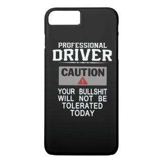 Coque iPhone 8 Plus/7 Plus Sécurité de chauffeur de camion