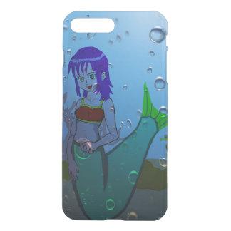Coque iPhone 8 Plus/7 Plus Sirène sous-marine