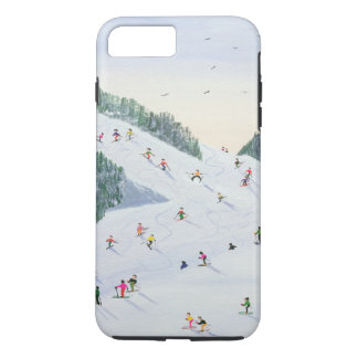 Coque iPhone 8 Plus/7 Plus Ski-vening 1995