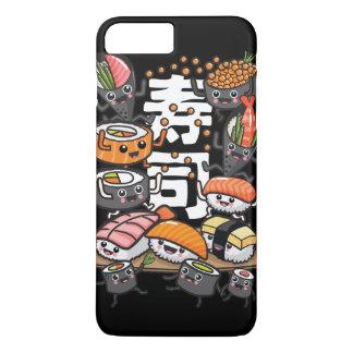 Coque iPhone 8 Plus/7 Plus Sushi