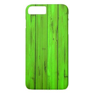 Coque iPhone 8 Plus/7 Plus Texture en bois affligée par vecteur