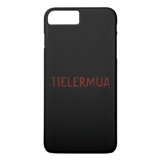 Coque iPhone 8 Plus/7 Plus TIELERMUA iconique : Cicatrice rouge