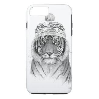 Coque iPhone 8 Plus/7 Plus Tigre sibérien
