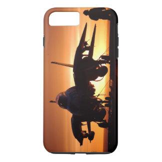 Coque iPhone 8 Plus/7 Plus Tomcat dans le golfe d'Alaska