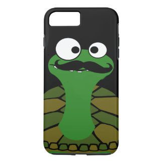 Coque iPhone 8 Plus/7 Plus Tortue de moustache