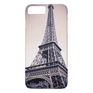 Coque iPhone 8 Plus/7 Plus Tour Eiffel, Paris, France