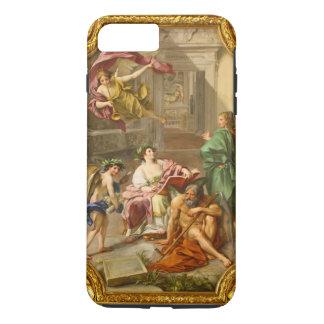 Coque iPhone 8 Plus/7 Plus Triumph de l'histoire au fil du temps par Anton R