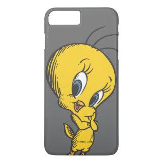 Coque iPhone 8 Plus/7 Plus Tweety timide