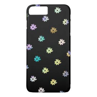 Coque iPhone 8 Plus/7 Plus un motif floral. fleurs colorées