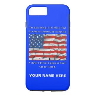 Coque iPhone 8 Plus/7 Plus Une nation divisée