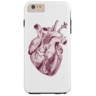 Coque iphone anatomique de coeur