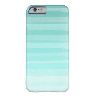 Coque iphone bleu d'Ombre