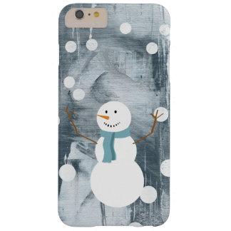 coque iphone - bonhomme de neige de danse