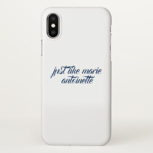 coque iphone x marie