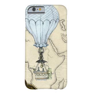 Coque iphone chaud de ballon à air de Steampunk