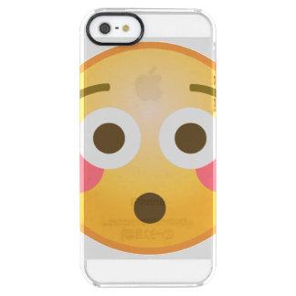 Coque iPhone Clear SE/5/5s Emoji rincé