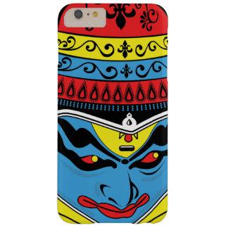 Coque iphone coloré traditionnel de Kathak Coque iPhone 6 Plus Barely There