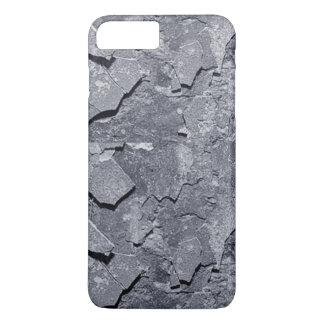 Coque iphone concret cassé simulé par grunge coque iPhone 7 plus