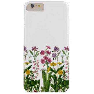 Coque iphone croissant de fleurs