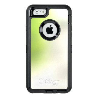 Coque iphone dans des couleurs vertes et blanches
