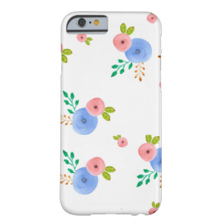 Coque iphone d'aquarelle