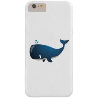 """Coque iphone de baleine de """"petit de bébé joint"""