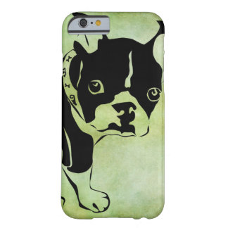 Coque iphone de bouledogue français