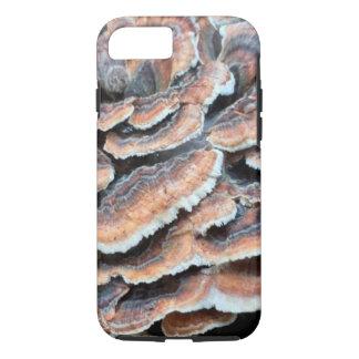 Coque iphone de champignon de queue de la Turquie