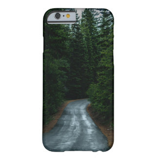 Coque iphone de chemin forestier