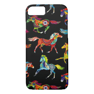 Coque iphone de cheval