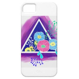 Coque iphone de conception florale