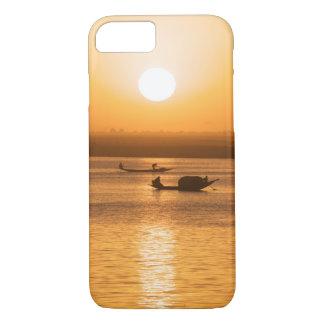 Coque iphone de coucher du soleil