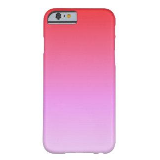 coque iphone de couleur rose et rouge pour elle