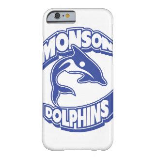 Coque iphone de dauphins de Monson