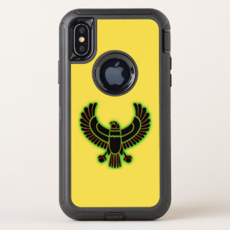Coque iphone de faucon de Kemetic