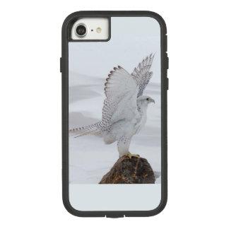 Coque iphone de faucon pérégrin