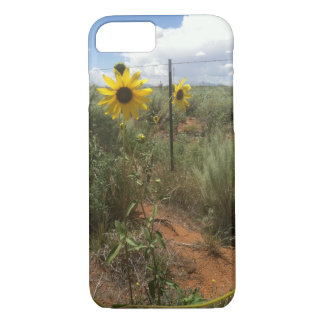 Coque iphone de fleur de désert