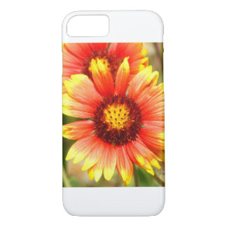 Coque iphone de fleur sauvage de la Floride