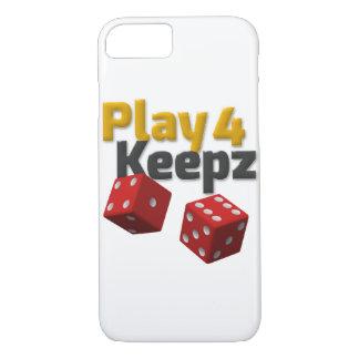 Coque iphone de Keepz du jeu 4