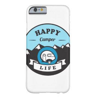 Coque iphone de la vie de profondément satisfait
