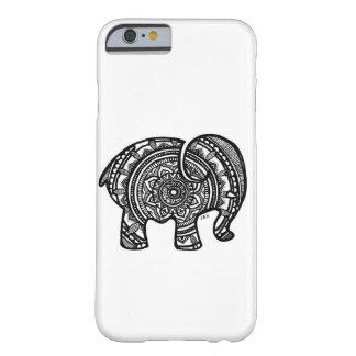 coque iphone 6 elephant mandala