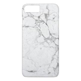 Coque iphone de marbre blanc