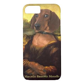 Coque iphone de Marcello IL Monellino Apple
