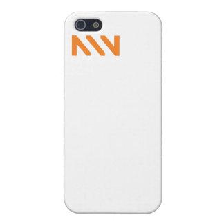 Coque iphone de monogramme de NNN Coques iPhone 5