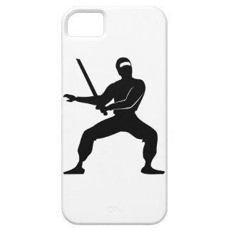 Coque iphone de Ninja