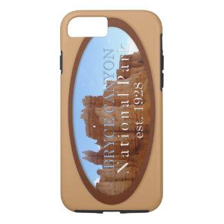 Coque iphone de parc national de canyon de Bryce