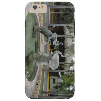 Coque iphone de sculpture en éléphant