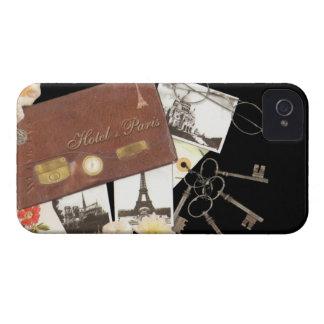 Coque iphone de voyage de Paris