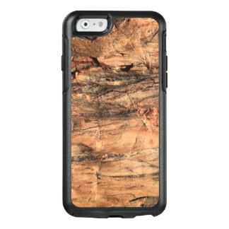 Coque iphone en bois naturel de motif