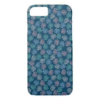 Coque iphone floral de motif